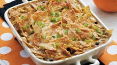 Progresso® broth and beans provide a tasty addition to this nacho pot pie – a wonderful Mexican-style dinner. No rotisserie chicken? Try using our Make-Ahead Shredded Chicken Breast. Just pull from your freezer and thaw.