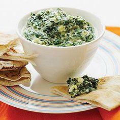 Greek Spinach Dip | MyRecipes.com