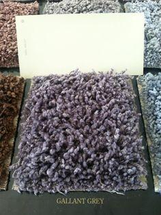 Gallant Grey Supreme Dakota carpet - mold, odor, stain resistant; Sisal Martha Stewart color paint (using Valspar Ultra though)