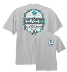 Check out our newest Sweetly Southern t-shirt.  Available exclusively from www.underthecarolinamoon.com