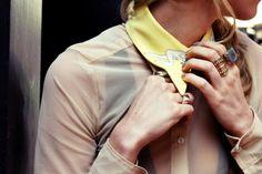 Miu Miu collar