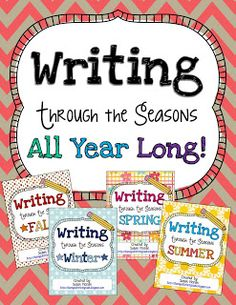 Throwback Thursday: Writing Through the Seasons!
