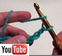 Beginner crochet video part one from Naztazia