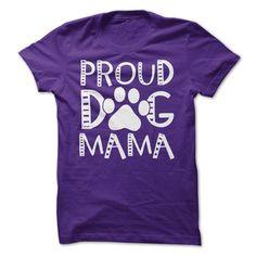 Proud Dog Mama