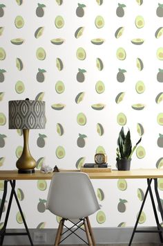 Avocado Wallpaper!