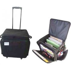 GoGo Crafter - Rolling Tote - 300 Series at Scrapbook.com