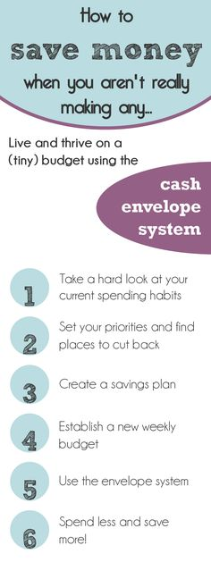 Save hundreds each month by budgeting and using the envelope system! #saving #budgettool #budgets #budgeting