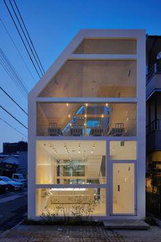 Blanc Kobe, Japan FIRM Yuko Nagayama & Associates