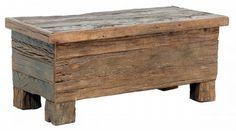 Dumai Wood Chest