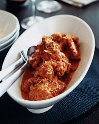 Sweet-and-Spicy Malaysian Chicken Curry