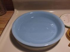Delphite Pie Plate