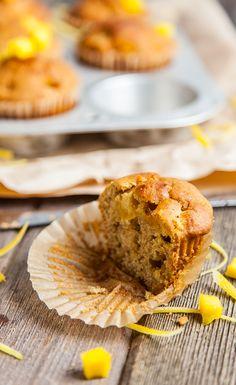 Gluten-Free Tumeric Muffins