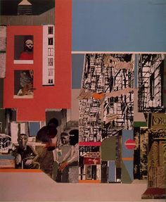 Romare Bearden, AKA the reason why I started collaging.