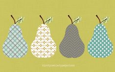 FREE pear printable - free wallpaper download