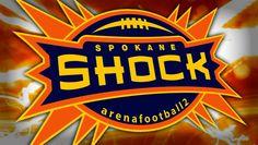 Our Arena Football Team: Spokane Shock