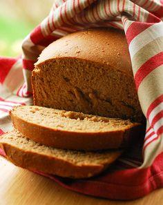 WHO Bread Recipe