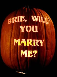 Halloween doesn't always have to be scary #wedding #engaged #proposal