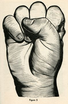 art, fist