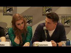 """Teen Wolf"" Comic-Con panel (4/4)"