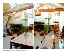 Loft for rent by Can...