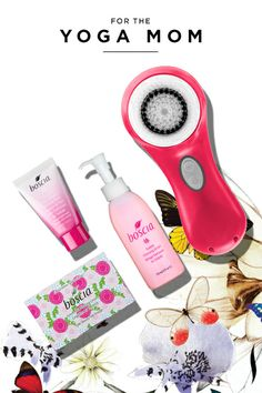 Mother's Day Gift Inspiration: Clarisonic Mia2 Joy with Boscia Tsubaki Set #Sephora #mothersday #gifts #giftideas
