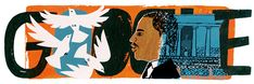 Martin Luther King, Jr. Day on GOOGLE
