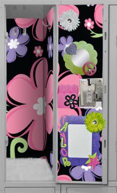 More Locker Decorating Tips
