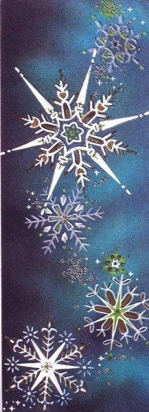 Snowflakes......love them!