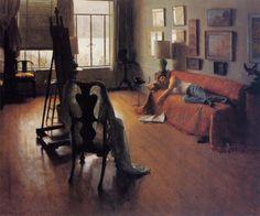 "John Koch (American, 1909–1978) ""End of the Day"""