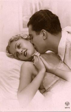 the kiss. 1920.