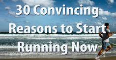 30 Convincing Reasons to Start Running Now | Greatist