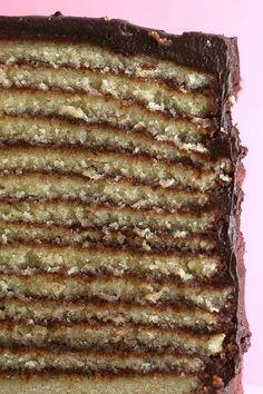 14 layer Cake.... yummy!!!!