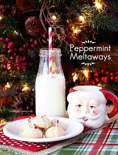 Peppermint Meltaways