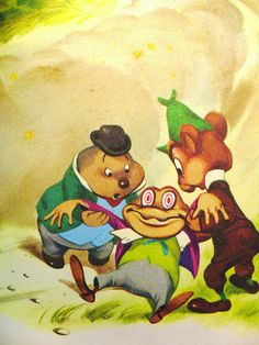 """Disney's """"The Adventures of Mr. Toad"""""""