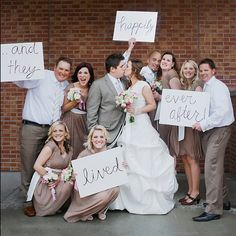 bridal party.. this is a MUST