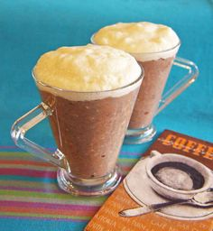 (Salted) Caramel Mocha Overnight Oatmeal oat recip, overnight oatmeal, overnight oats