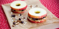 20 Quick and Healthy Snack Ideas  by keep your diet real