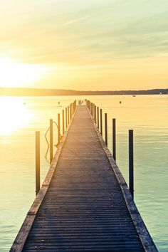 Jetty in Furesøen | Denmark (by The Top Hat Bandit) #pier