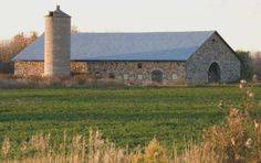 Chase Stone Barn - built in 1903.