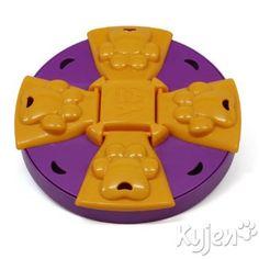 Amazon.com: Kyjen Dog Games Paw Hide Treat Toy: Pet Supplies