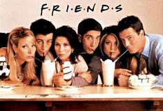 F.R.I.E.N.D.S. I had this exact poster!