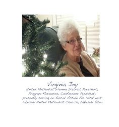 """While  raising your four children, you were active in the local unit, serving as President in the 1960's. As your children grew, so did you, moving into the District level first as Program Resources and eventually as District President in the 70's. In the 80's you started """"Small Joys"""", a day care for 4 and 5 year olds. Many of our community were so glad their children's first school experience was with you. You have inspired  many through out the years, leading by example. I love you. Kathy"""