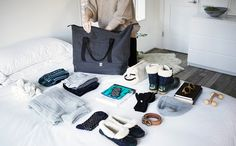 A new obsession: Lo & Sons bags! I have the Travel Tote and the Weekender. Next on my list is the O.M.G.