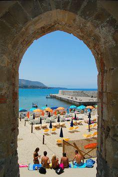 Cefalù (Sicily) , Italy