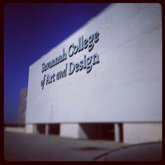 SCAD - Savannah College of Art and Design