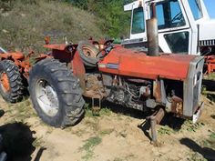 Massey Ferguson 275 tractor salvaged for used parts. Call 877-530-4430 for the best used ag parts. http://www.TractorPartsASAP.com