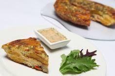 Tortilla de platano maduro
