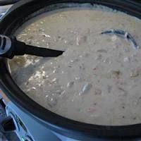 Noah's Clam Chowder - Crock Pot
