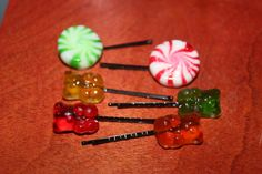 Hair pins!