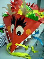 In Honor of Chinese New Year | SchoolArtsRoom | Art Education Blog for K-12 Art Teachers